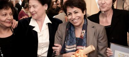 Prix Beauvoir 2012