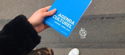Agenda culturel - janvier/mars 2019