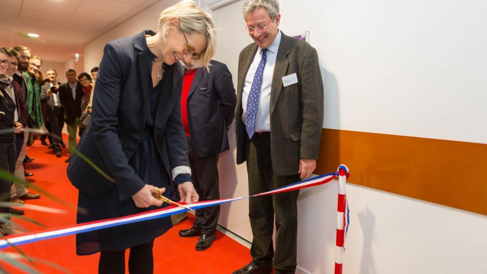 Inauguration du Centre de simulation en santé iLumens Paris Diderot